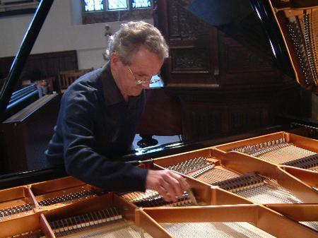 Two Moors Festival Piano Tuning