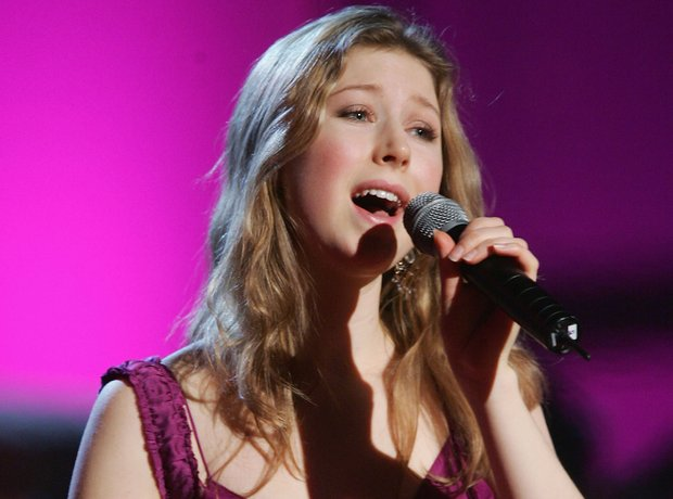 Hayley Westenra performing live
