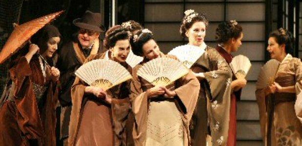 Welsh National Opera Madam Butterfly