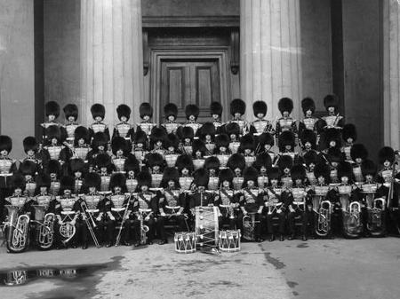 The Coldstream Guard's Band