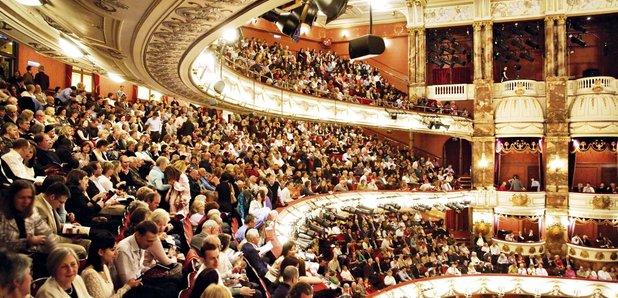 ENO auditorium