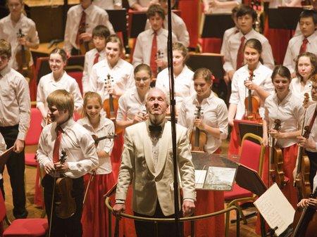 The NCO at Bristol Colston Hall
