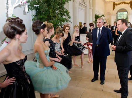 English National Ballet's Summer Party