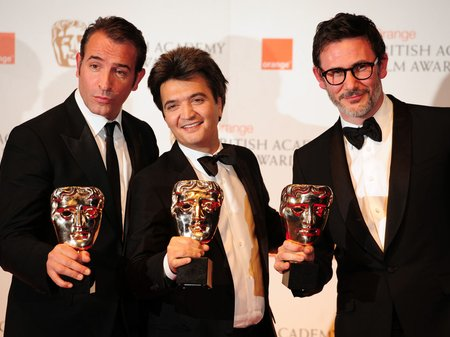 The Artist reigns at the BAFTA Awards