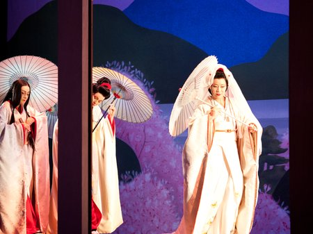 Madame Butterfly in 3D