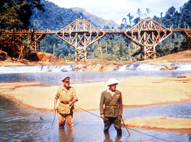 Bridge River Kwai Arnold Lean Colonel Bogey