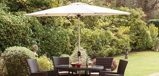 Furniture Village - garden furniture