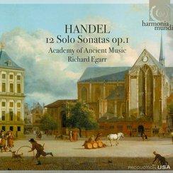 Handel Twelve Solo Sonatas, Op.1