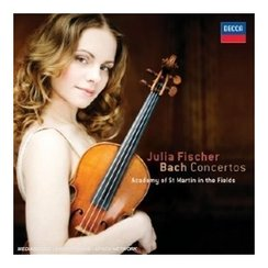 Julia Fischer Bach Concertos