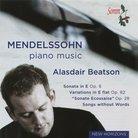 Mendelssohn Alasdair Beatson