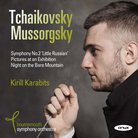 Tchaikovsky Mussorgsky Kirill Karabits