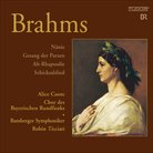 Brahms Music for Voice and Orchestra