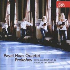 Pavel Haas Quartet Prokofiev