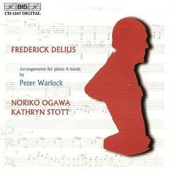Delius Arrangements for piano duet by Peter Warloc