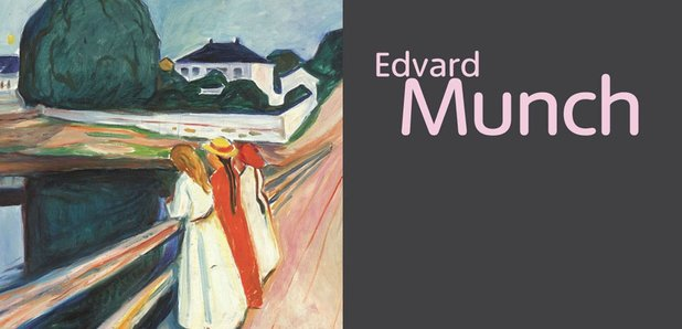 Edvard Munch:The Girls on the Bridge