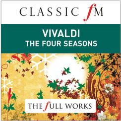 Vivaldi - Four Seasons, Full Works