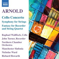 Arnold Northern CO, Manchester Sinfonia