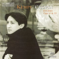 Chopin Complete Etudes Freddy Kempf