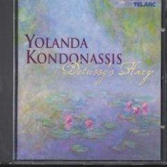 Debussy's Harp Yolanda Kondonassis