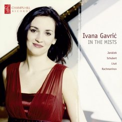 Ivana Gavrić  Schubert, List, Janáček, Rachmaninov