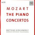 Mozart Piano Concertos 11 & 22