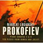 Nikolai Lugansky Prokofiev Piano Sonatas and Romeo