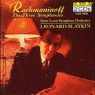 Rachmaninov, Leonard Slatkin