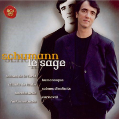 Schumann Piano music Eric Le Sage RCA