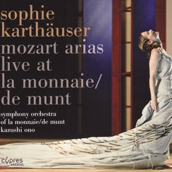 Sophie Karthäuser Mozart