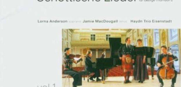 Haydn Scottish Songs, Vol.1