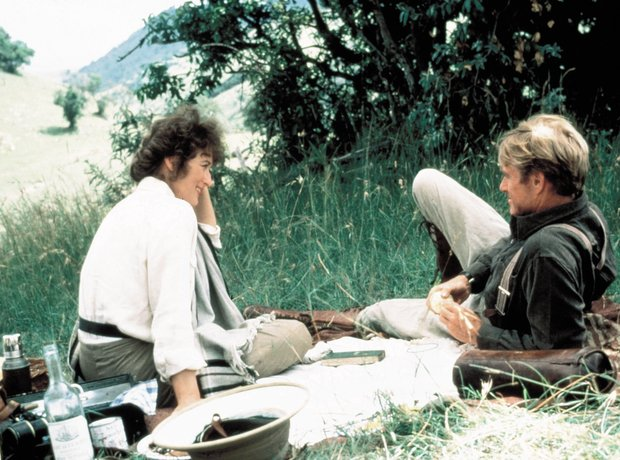 Out Of Africa John Barry