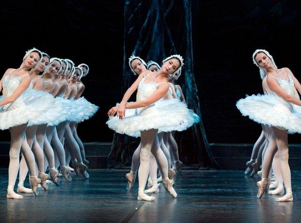 Swan Lake Tchaikovsky ballet