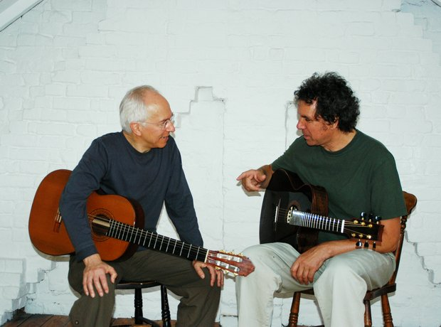 John Williams and John Etheridge