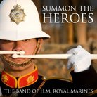 hm marines band summon the heroes album cover