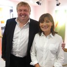 Lorraine Kelly and Nick Ferrari