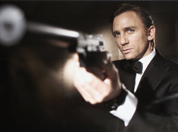 daniel craig casino royale James Bond