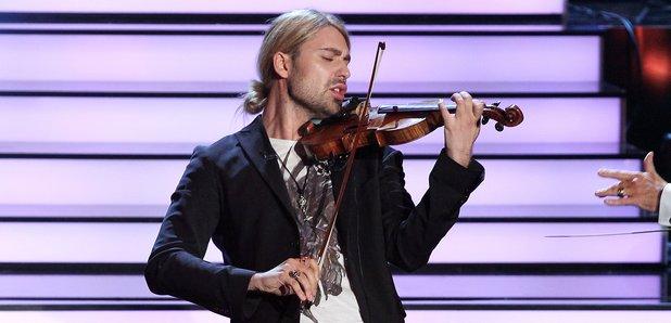 david garrett playing violin