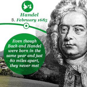 Handel: facts about the great composer