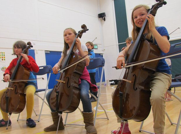Silkstone Common Junior and Infant School Orchestr