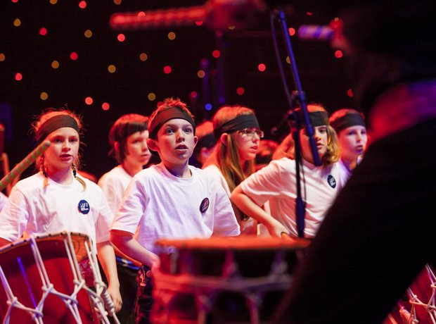 Marshfield Primary Taiko