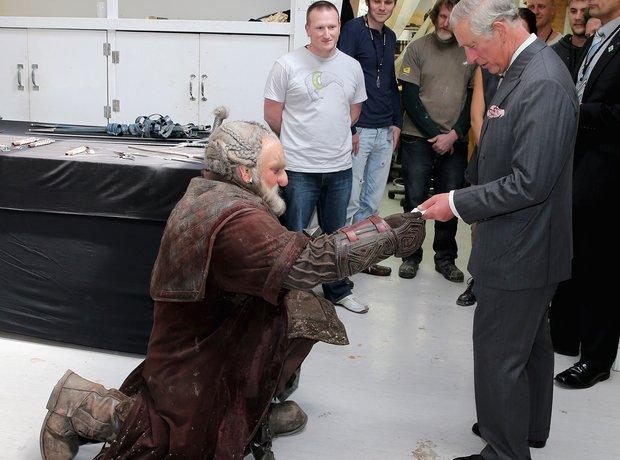 Prince Charles and Camilla visit New Zealand
