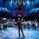 The Dream Orchestra schools prom rehearsal 1