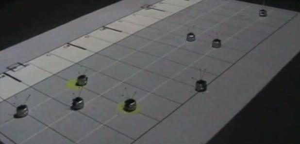 robots play beethoven