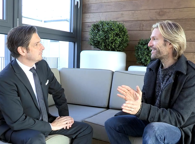 Eric Whitacre at Classic Fm