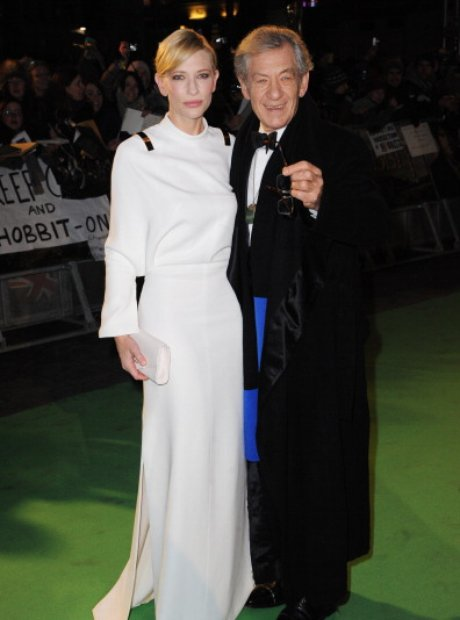 The Hobbit Royal Premiere in Leicester Square