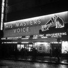 HMV oxford street 1930s