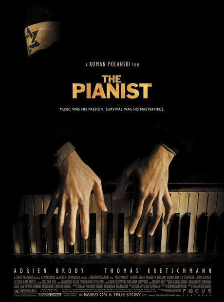 the pianist film poster