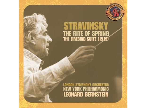 The Rite of Spring, by Leonard Bernstein