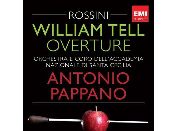 Rossini, William Tell, by Antonio Pappano