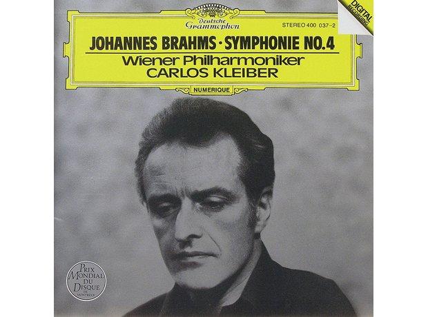 214 Brahms, Symphony No. 4, by Vienna Philharmonic